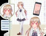[Tachibana High] . : Toshihana Kayo : .