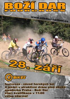 Bozi Dar race oficial poster