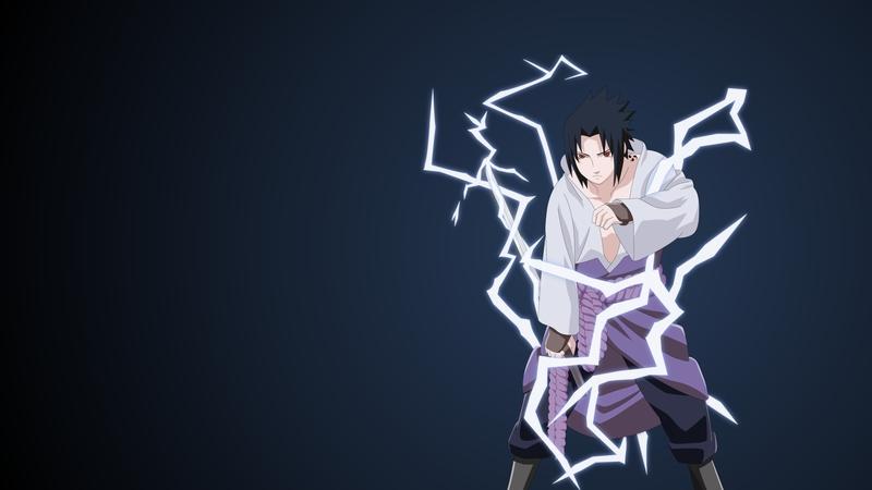 Uchiha Sasuke Naruto Shippuden Chidori 1920x1080 W by ...