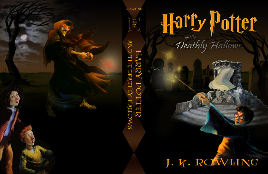 harry potter and the deathly hallows pdf full book