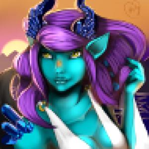 TheGlitteryPanda's Profile Picture