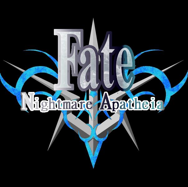 Fate: Nightmare Apatheia Logo1 By HeavyValor On DeviantArt