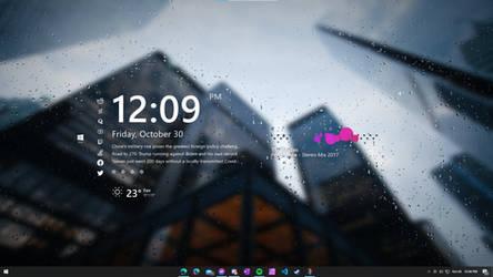 Metropolis Desktop Setup