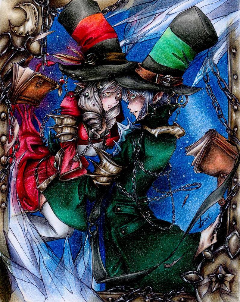 magic love by YunaXD