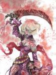 Undead Knights Sylvia