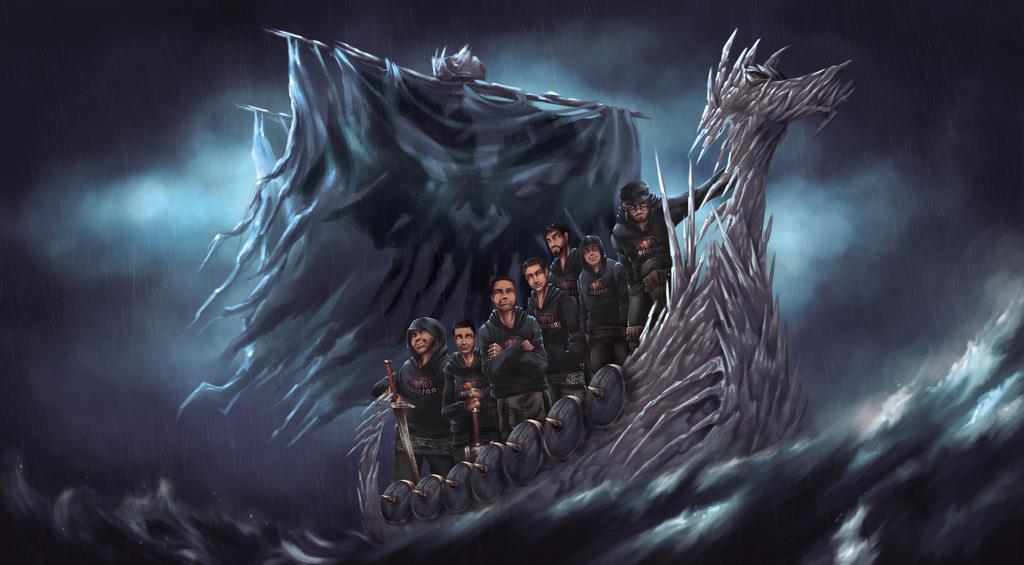 Team Naglfar by YunaXD