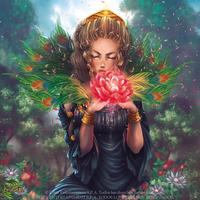 Flor de Oleno by YunaXD