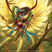 Alas de Quetzal by YunaXD