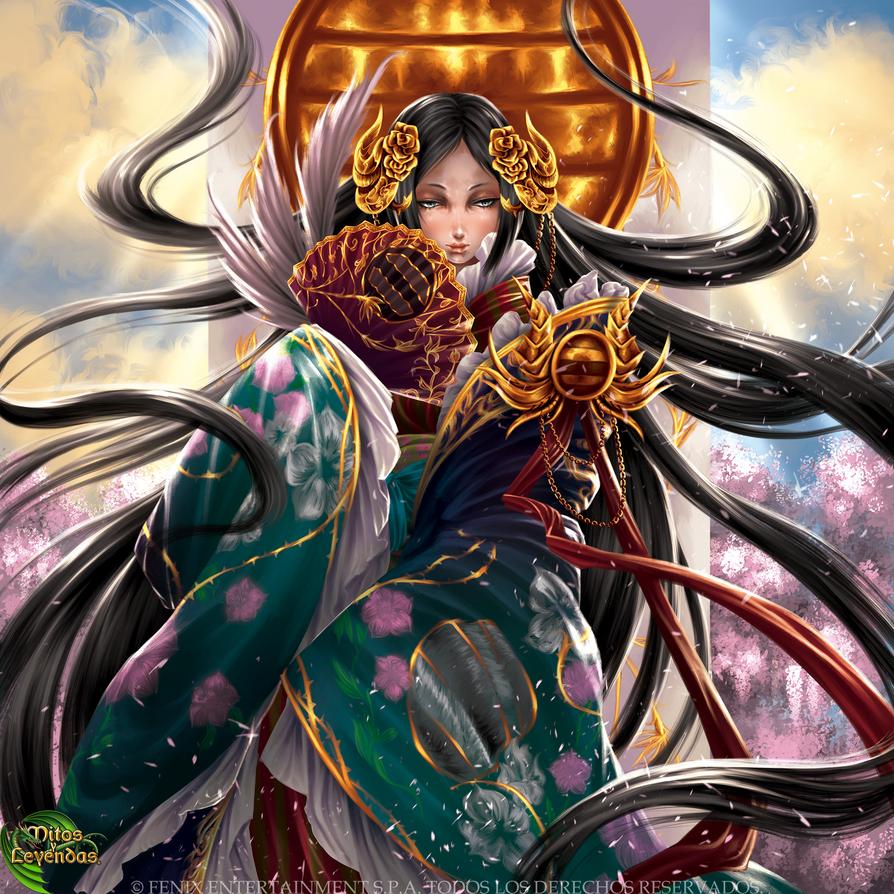 Hino Tomiko by YunaXD