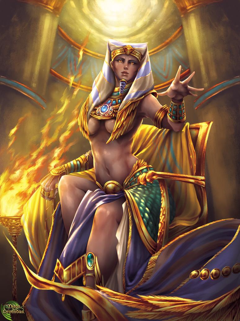 Hatshepsut by YunaXD