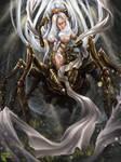 Arachne by YunaXD