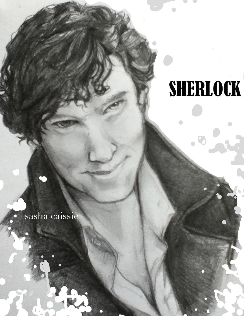 Sherlock by sashark8703