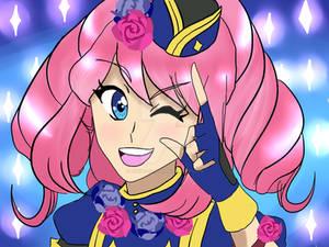 Rola Aikatsu stars!
