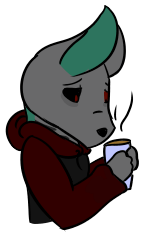 Coffee by Hatterbunny
