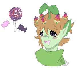 Candy by Hatterbunny