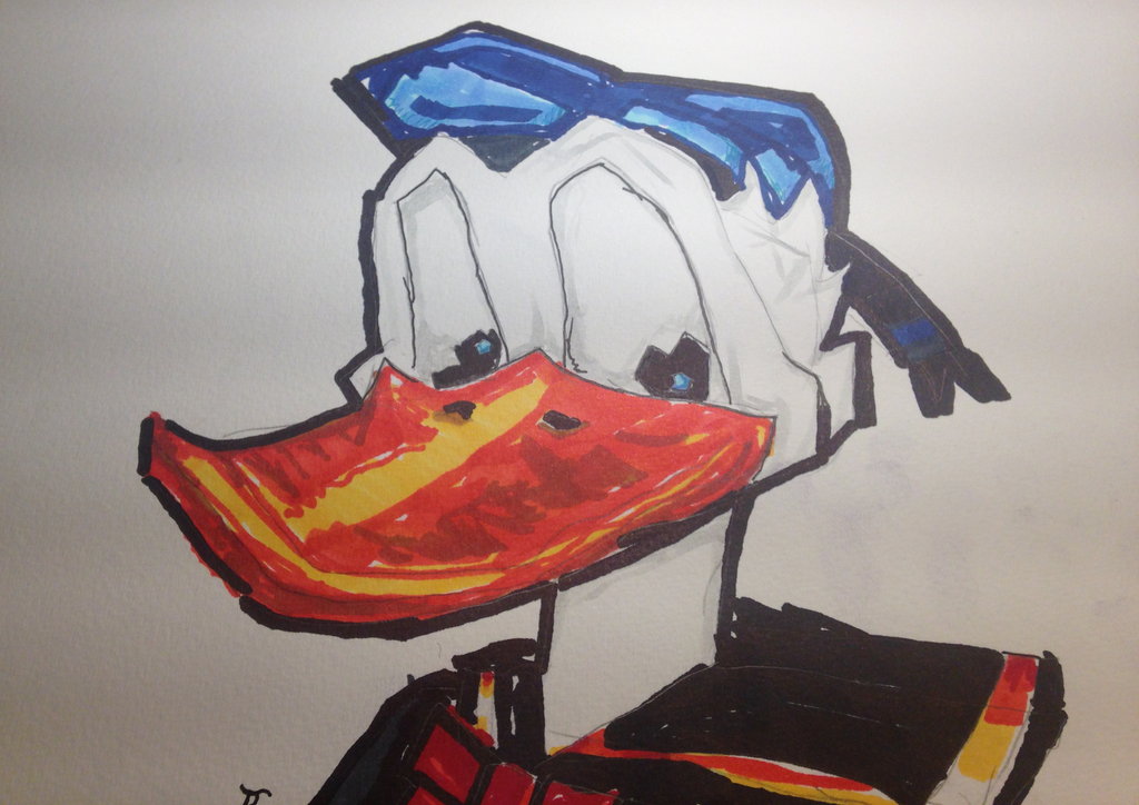 Be a Donald by IKrines