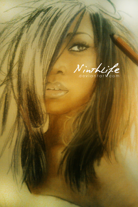 Joelle WIP by NinthLife