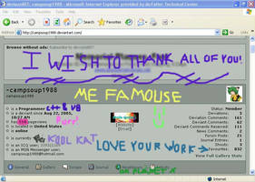 CampSoup1988's 500th PageViews