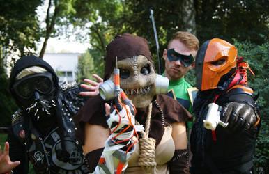 the creep squad