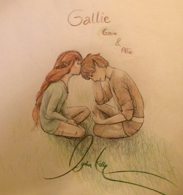 Three Islands: Gavin and Allie by ChristyFluffball