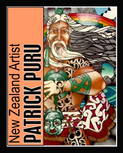 Diseño Del Rainbow Warrior Iii: UENUKU-(THE RAINBOW WARRIOR) By CASA-del-PURU On DeviantArt