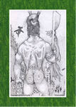 TANGAROA God of the sea.