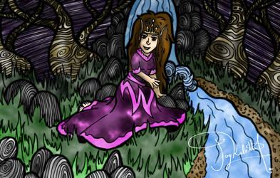 Rock Princess by FerretJAcK