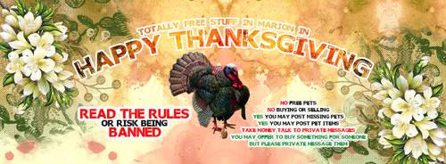 TFSIMI - Thanksgiving 2017 Facebook Banner by FerretJAcK