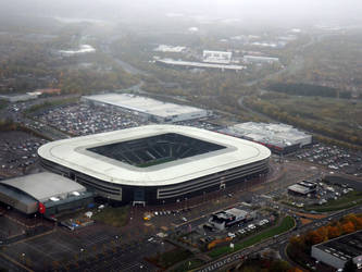 StadiumMK and MK1 by captainflynn