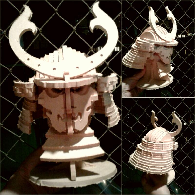 MDF Samurai by bapabst