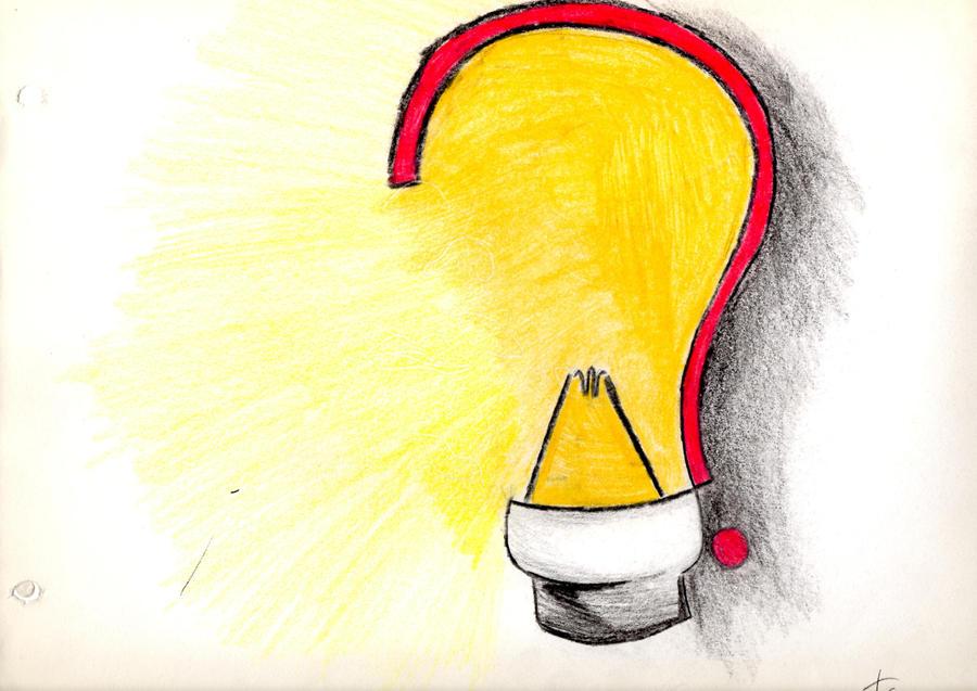 La Idea De Preguntar by TheZimART on DeviantArt