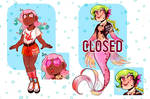 [OPEN] Quick Auction Adopts by NicoLoadedHeart