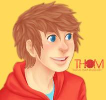 Hero -- Thom by 1000th