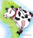 cow brazil
