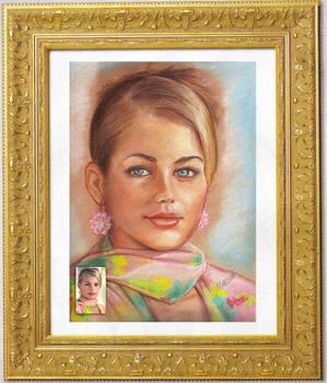 portrait color