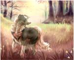 Listen to nature by Aniritak