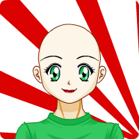 Sam(the spy) after geting her head shaved by sailorcancer01