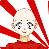 Clover(the spy) after getting her head shaved by sailorcancer01