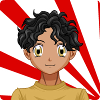 Johnny( before he gets his powers to become Batboy by sailorcancer01