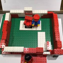 Lego PJ Masks Ben's Barber Shop ( with Register by sailorcancer01