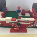 Lego Ben's Barber Shop( moved a bit) by sailorcancer01