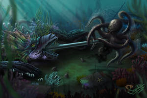 Underwater by Son-Ra