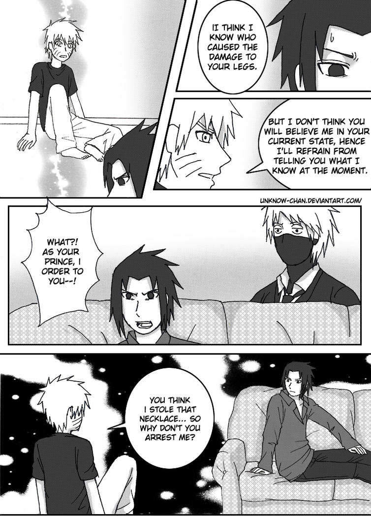 Naruto Cinderella: ch6 pg25 by unknow-chan