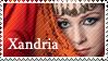 Xandria stamp by Esmeraldaplz