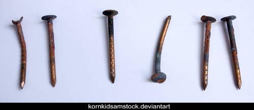 R u s t y N a i l s 2 by KornKidSamStock