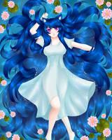 Aqua by AkireNeko
