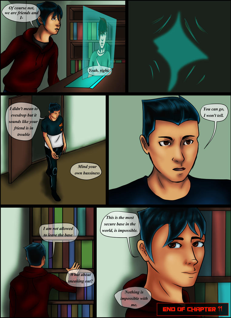 GENERATOR REX OVERTIME: CHAPTER 11 Pg. 19 by Lizeth-Norma