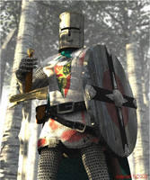 Thalan Knight by svenart