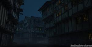 Burkhal downtown nightversion