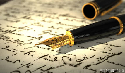 pen by svenart